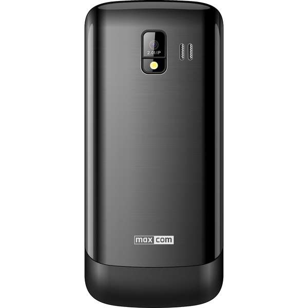Telefon mobil Maxcom MM320, 3.2 inch, Single SIM, Negru
