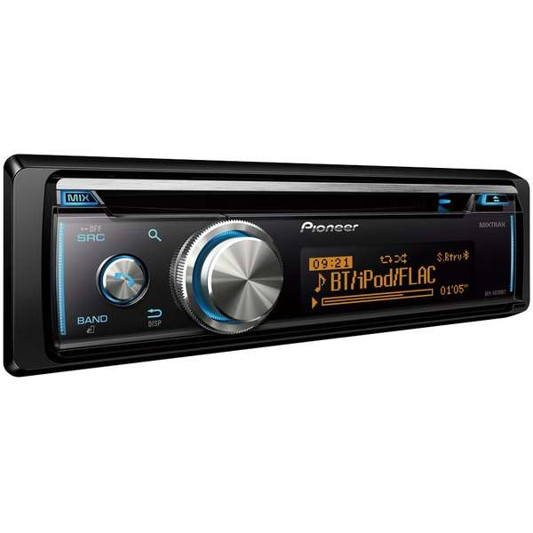 Player auto Pioneer DEH-X8700BT, 4 x 50 W, CD, USB, AUX, RCA, Bluetooth
