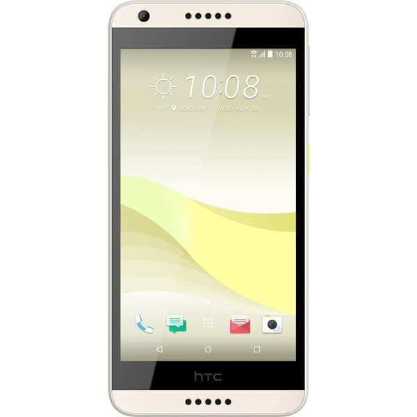 Telefon mobil HTC Desire 650, Single SIM, 5.0 inch, 2 GB RAM, 16 GB, Lime Light
