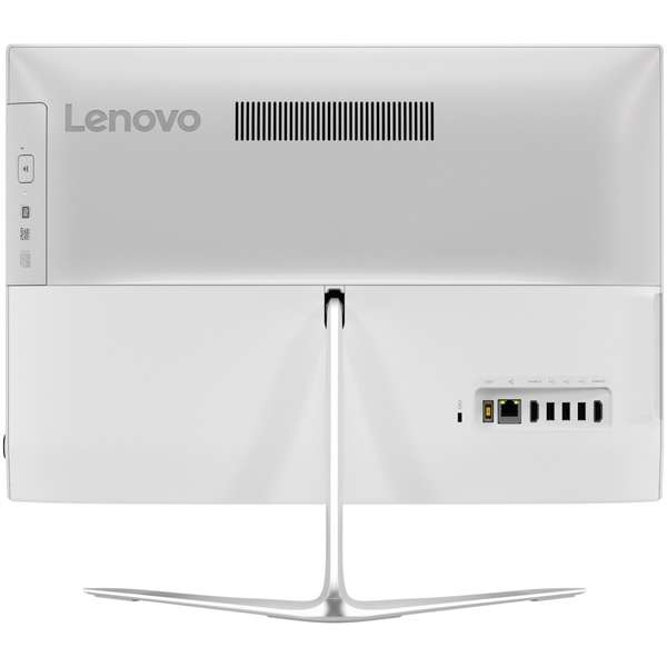 Sistem All in One Lenovo IdeaCentre 510, Intel Core i3-6100T, 4 GB, 1 TB, Free DOS