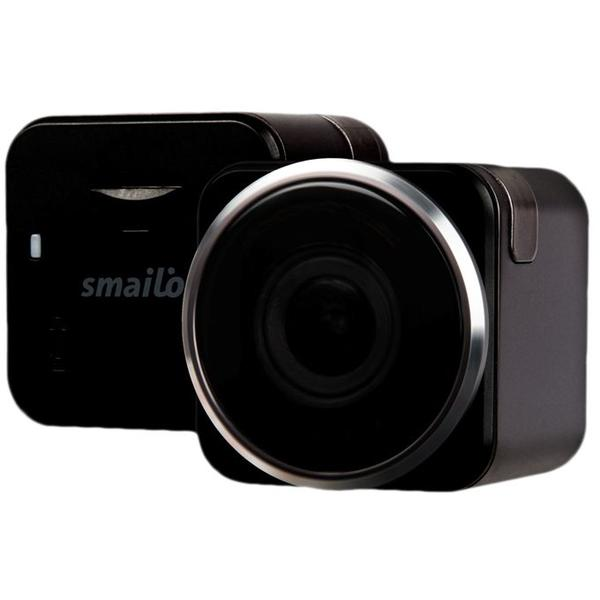 Camera Auto Smailo Vision, Full HD, Gri