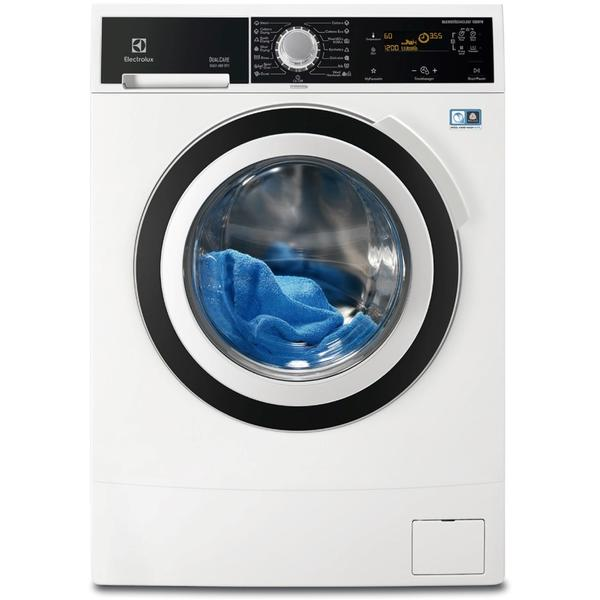 Masina de spalat rufe Electrolux EWW1697BWD, 9 Kg spalare, 6 Kg uscare, 1600 RPM, Clasa A, Alb