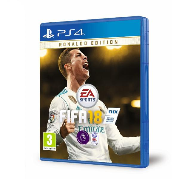 Joc FIFA 18 PS4, EA Sports