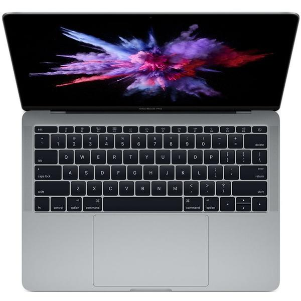 Laptop Apple The New MacBook Pro 13 Retina, QHD, Intel Core i5-7360U, 8 GB, 128 GB SSD, Mac OS Sierra, Gri