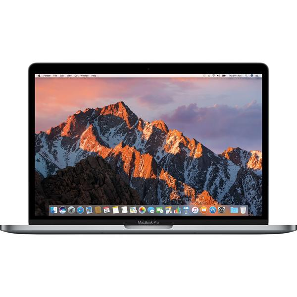 Laptop Apple The New MacBook Pro 13 Retina, Touch Bar, WQXGA, Intel Core i5-7267U, 8 GB, 256 GB SSD, Mac OS Sierra, Gri