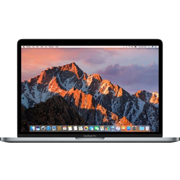 Laptop Apple The New MacBook Pro 13 Retina, Touch Bar, WQXGA, Intel Core i5-7267U, 8 GB, 512 GB SSD, Mac OS Sierra, Gri