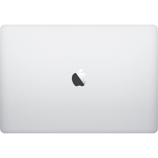 Laptop Apple The New MacBook Pro 15 Retina, Touch Bar, Radeon Pro 555 2 GB, Intel Core i7-7700HQ, 16 GB, 256 GB SSD, Mac OS Sierra, Argintiu