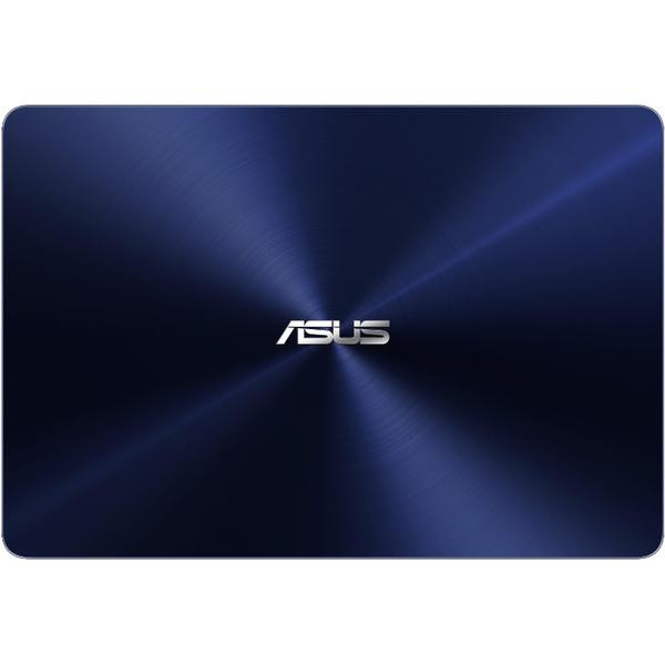 Laptop Asus ZenBook UX430UA, Intel Core i7-8550U, 8 GB, 512 GB SSD, Microsoft Windows 10 Home, Albastru