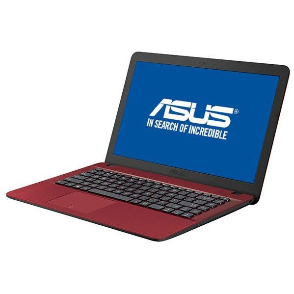 Laptop Asus VivoBook X541UA, Intel Core i3-7100U, 4 GB, 500 GB, Endless OS, Rosu