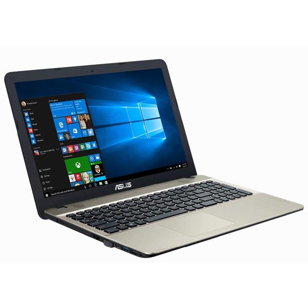 Laptop Asus VivoBook X541UA, Intel Core i3-7100U, 4 GB, 500 GB, Microsoft Windows 10 Home, Negru