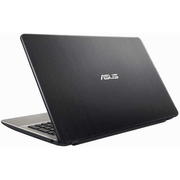 Laptop Asus A541NA, Intel Celeron N3450, 4 GB, 500 GB, Endless OS, Negru / Maro