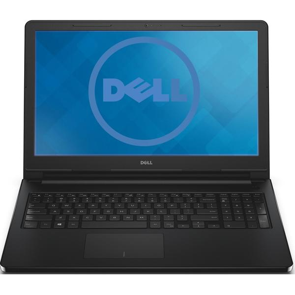 Laptop Dell Inspiron 3567 (seria 3000), Intel Core i7-7500U, 8 GB, 256 GB SSD, Linux, Negru