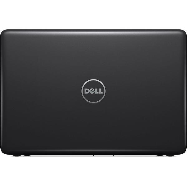 Laptop Dell Inspiron 5567 (seria 5000), Intel Core i7-7500U, 16 GB, 256 GB SSD, Microsoft Windows 10 Home, Negru