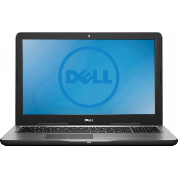 Laptop Dell Inspiron 5567 (seria 5000), Intel Core i7-7500U, 16 GB, 2 TB, Linux, Negru
