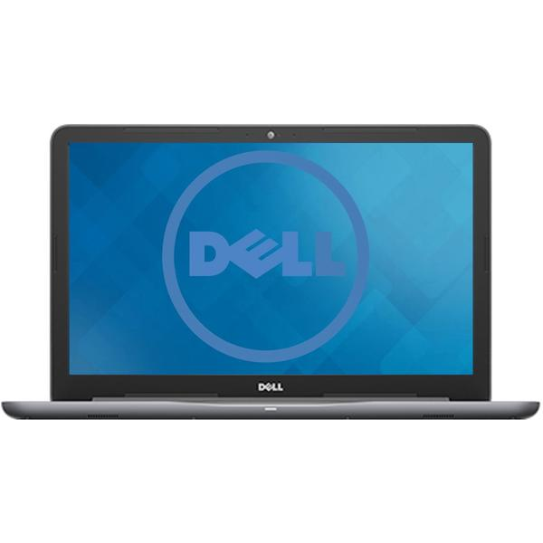 Laptop Dell Inspiron 5767 (seria 5000), FHD, Intel Core i7-7500U, 8 GB, 1 TB, Microsoft Windows 10 Home, Gri