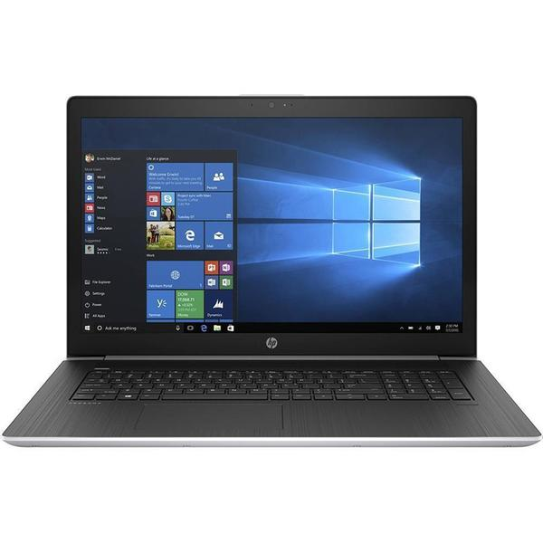 Laptop HP ProBook 470 G5, Intel Core i5-8250U, 8 GB, 1 TB + 128 GB SSD, Microsoft Windows 10 Home, Argintiu