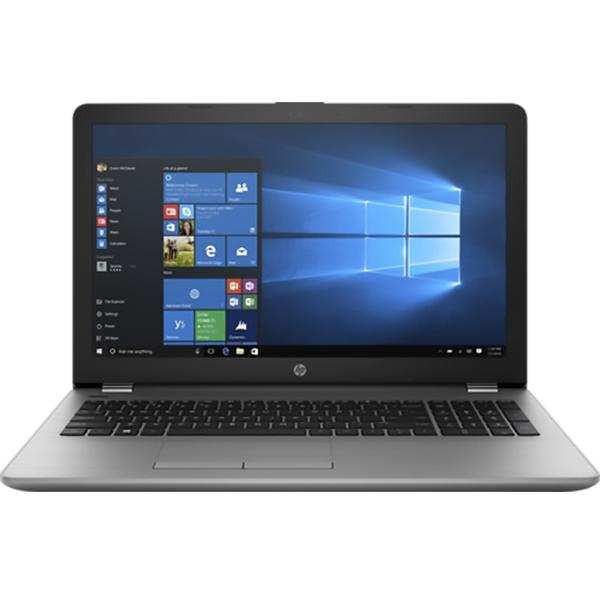 Laptop HP 250 G6, Intel Core i5-7200U, 8 GB, 256 GB SSD, Microsoft Windows 10 Pro, Argintiu