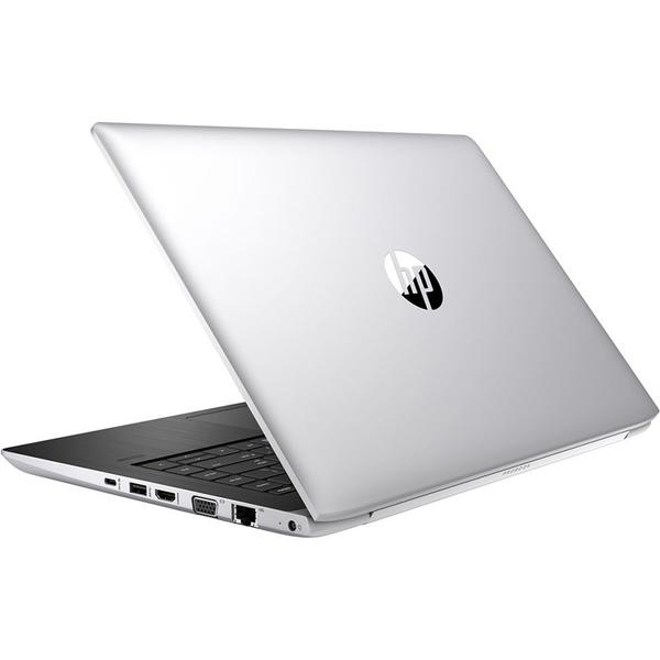 Laptop HP ProBook 440 G5, Intel Core i7-8550U, 8 GB, 256 GB SSD, Microsoft Windows 10 Pro, Argintiu