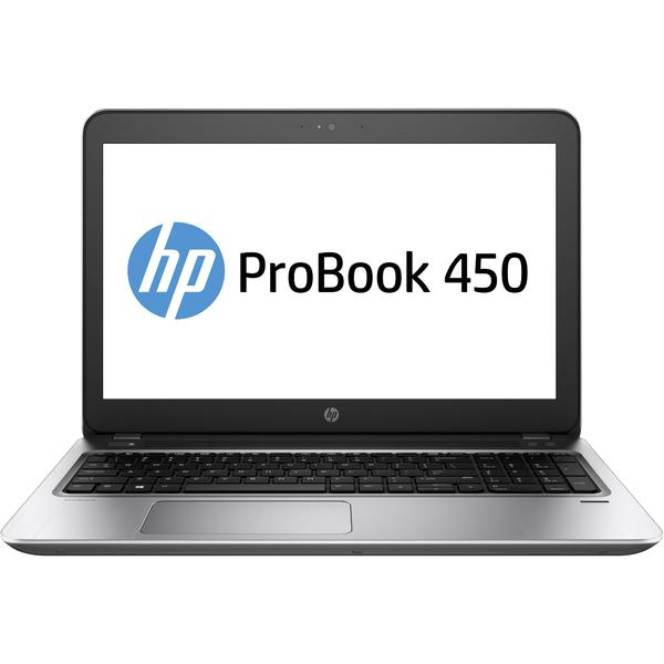 Laptop HP ProBook 450 G4, Intel Core i3-7100U, 4 GB, 500 GB, Free DOS, Argintiu