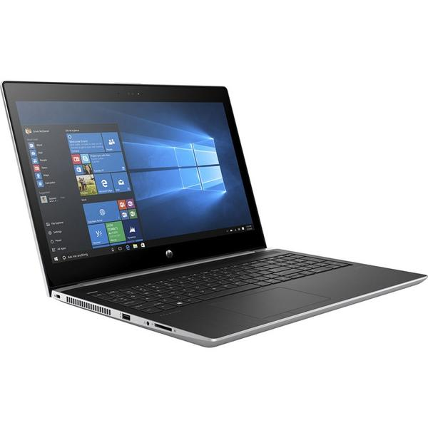 Laptop HP ProBook 450 G5, Intel Core i7-8550U, 8 GB, 1 TB + 256 GB SSD, Microsoft Windows 10 Pro, Argintiu