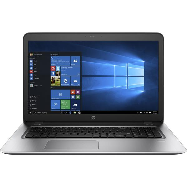 Laptop HP ProBook 470 G4, Intel Core i7-7500U, 8 GB, 1 TB, Microsoft Windows 10 Home, Argintiu