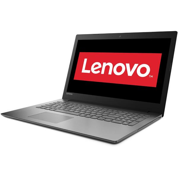 Laptop Lenovo IdeaPad 320 17IKB, Intel Core i3-6006U, 4 GB, 1 TB, Free DOS, Negru
