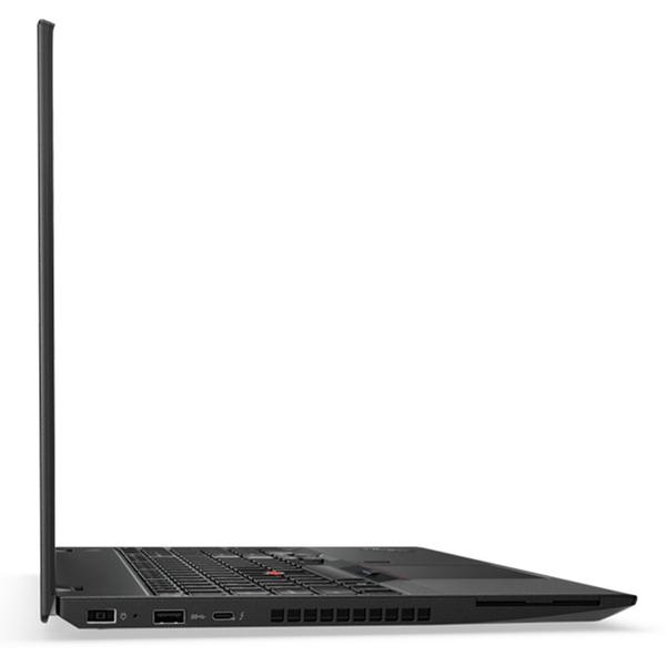 Laptop Lenovo ThinkPad T570, Intel Core i7-7500U, 16 GB, 512 GB SSD, Microsoft Windows 10 Pro, Negru