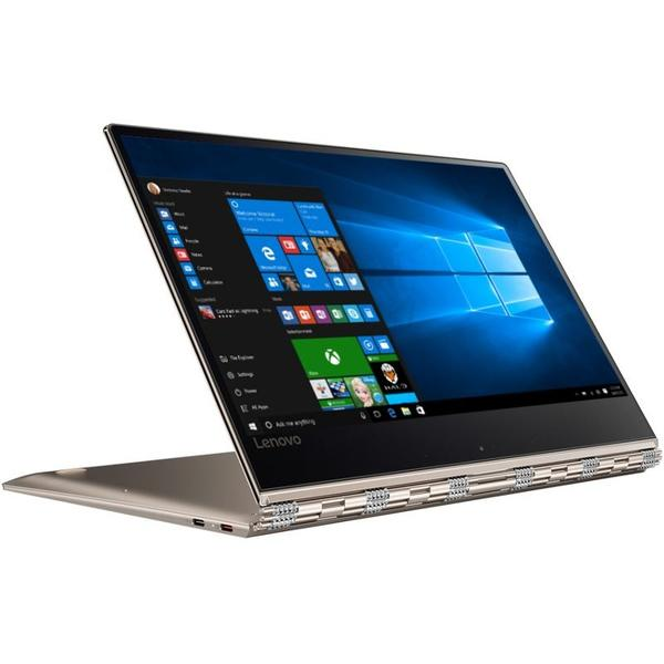 Laptop Lenovo Yoga 910, Intel Core i7-7500U, 8 GB, 512 GB SSD, Microsoft Windows 10 Home, Gri