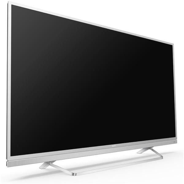 Televizor Philips PUS6482/12, Smart TV, 139 cm, 4K UHD, Argintiu