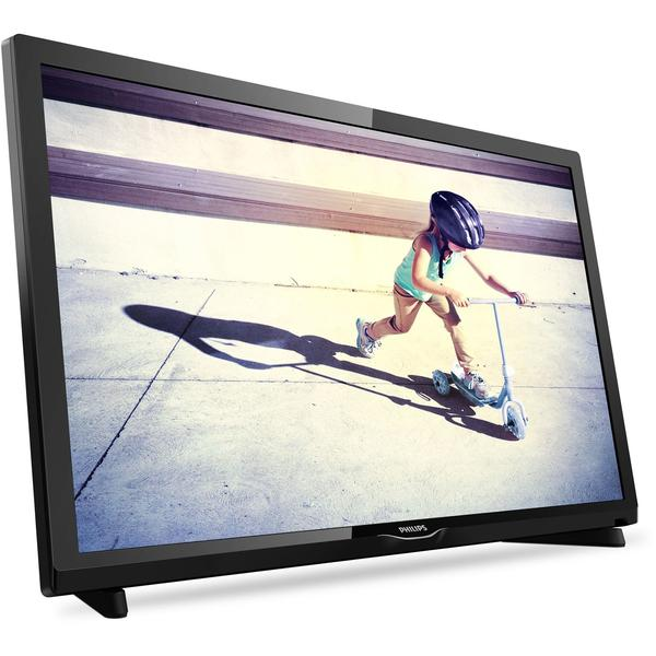 Televizor Philips PFS4232/12, 55 cm, Full HD, Negru