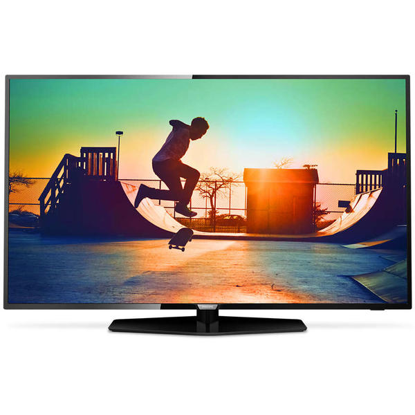 Televizor Philips 55PUT6162, Smart TV, 140 cm, 4K UHD, Negru