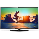 Televizor Philips PUT6162/12, Smart TV, 108 cm, 4K UHD, Negru