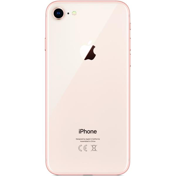 Telefon mobil Apple iPhone 8, 4.7 inch, 2 GB RAM, 256 GB, Auriu