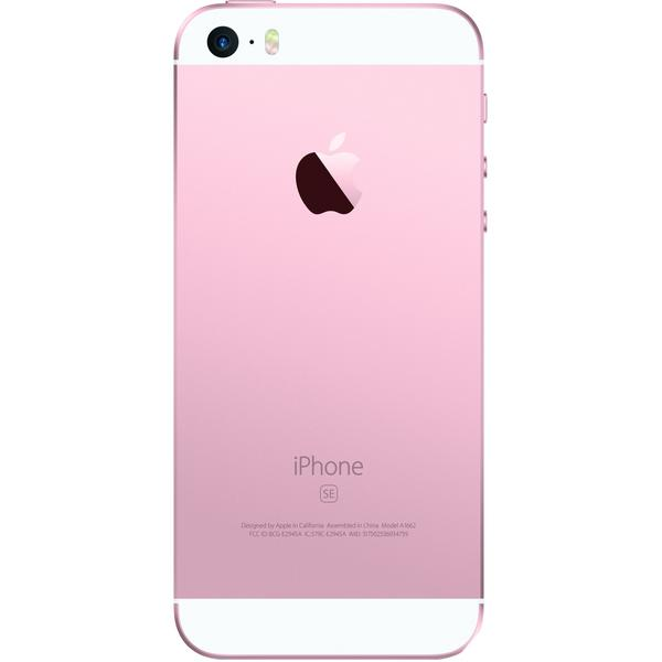 Telefon mobil Apple iPhone SE, 4.0 inch, 2 GB RAM, 32 GB, Rose Gold