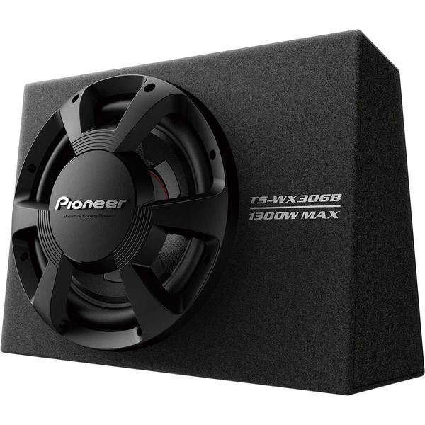 Subwoofer auto Pioneer TS-WX306B, 30 cm, 1300 W