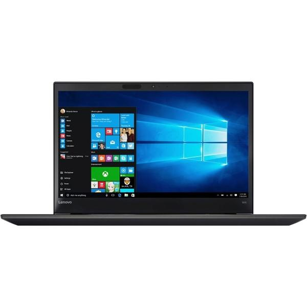 Laptop Lenovo ThinkPad T570, Intel Core i7-7500U, 8 GB, 256 GB SSD, Microsoft Windows 10 Pro, Negru