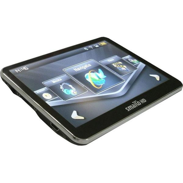 GPS Smailo HD 7, 7 inch, Touchscreen