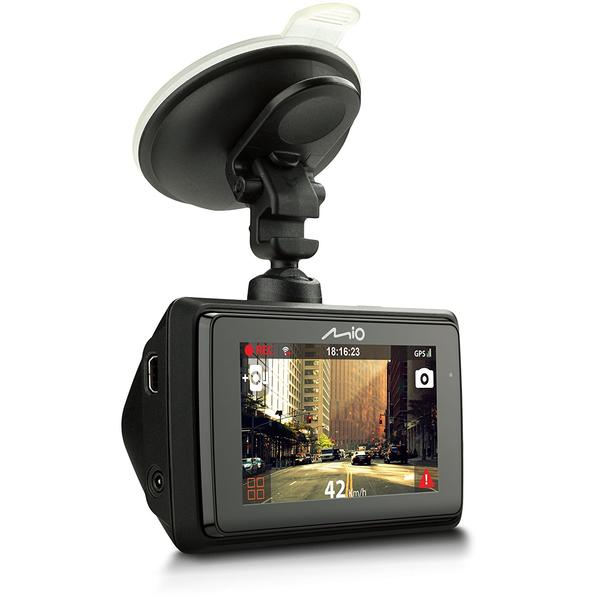 Camera Auto Mio MiVue 766, Full HD, 2.7 inch, Negru