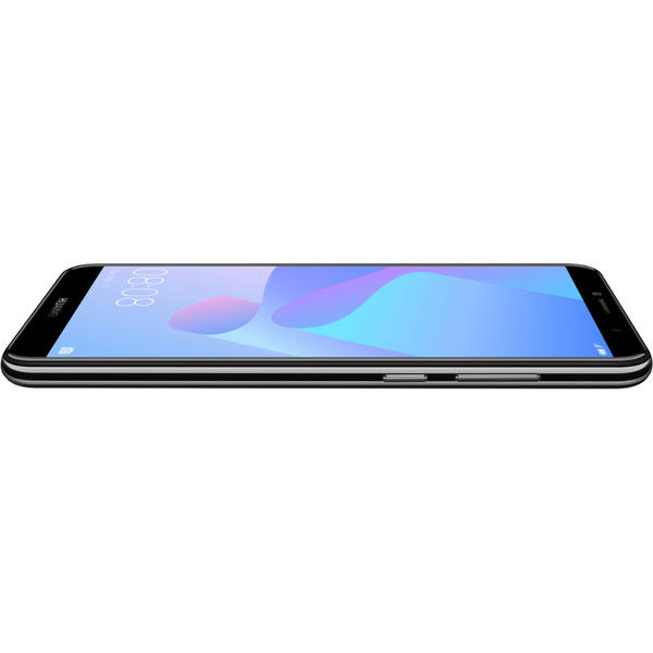 Telefon mobil Huawei Y6 (2018) DS, display 5.7, 2GB, 16GB, 13MP, black