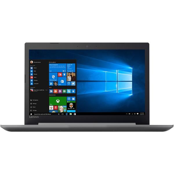 Laptop Lenovo IdeaPad 320 ISK, Intel Core i3-6006U, 4 GB, 128 GB SSD, Microsoft Windows 10 Home, Gri