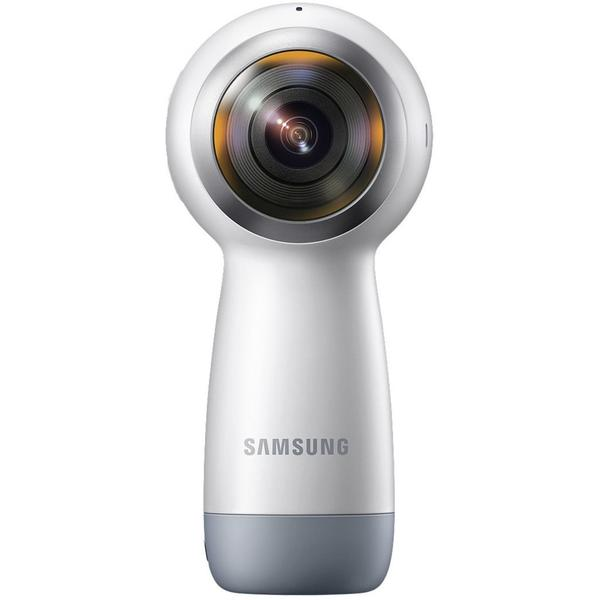 Camera foto si video portabila Samsung Gear 360 (2017), Alb