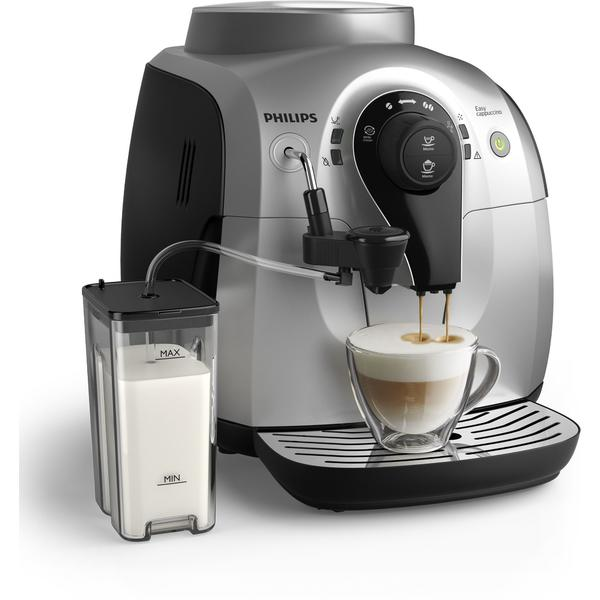 Espressor Philips HD8652/59, 1400 W, 15 bar, 1 l, Argintiu