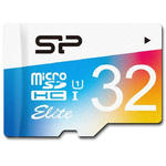 Card de memorie Silicon Power SP032GBSTHDU3V20SP, Micro SDHC, 32 GB, Clasa 10 + Adaptor SD