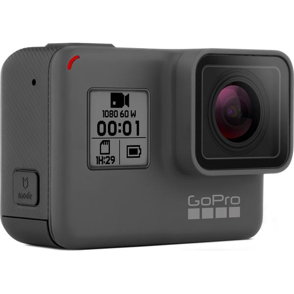Camera video GoPro HERO 2018, QHD, Wi-Fi, Negru