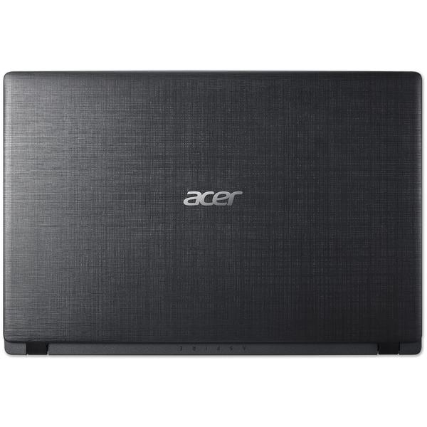 Laptop Acer Aspire A315-51, Intel Core i3-6006U, 4 GB, 1 TB, Linux, Negru