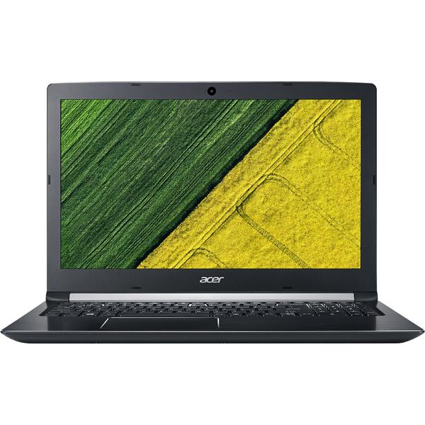 Laptop Acer Aspire 5 A515-51G, FHD, Intel Core i3-6006U, 4 GB, 1 TB, Linux, Argintiu