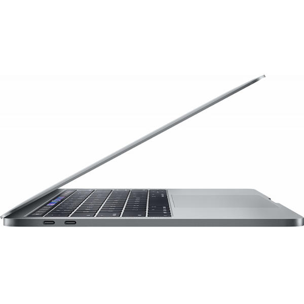 Laptop Apple The New MacBook Pro 13 Retina with Touch Bar, Intel Core i5-8259U, 8 GB, 256 GB SSD, Mac OS High Sierra, Gri
