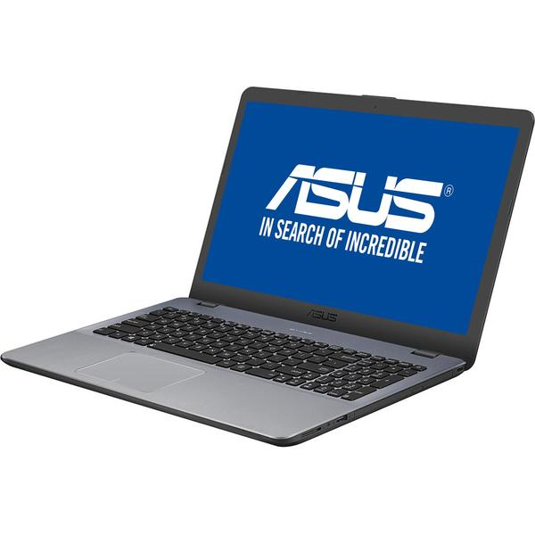 Laptop Asus VivoBook 15 X542UA, HD, Intel Pentium 4405U, 4 GB, 500 GB, Endless OS, Gri