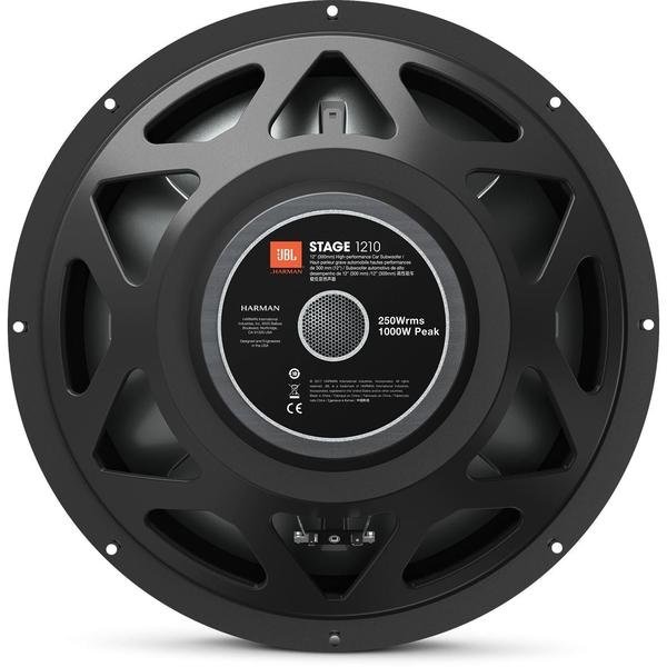 Subwoofer auto JBL STAGE 1210, 30 cm, 1000 W