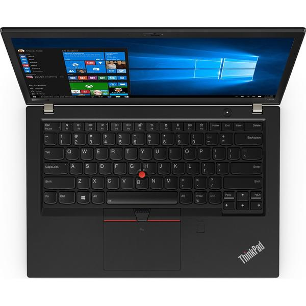 Laptop Lenovo ThinkPad T480s, Intel Core i7-8550U, 16 GB, 1 TB SSD, Microsoft Windows 10 Pro, Negru